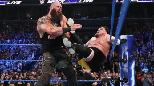 The Monsters from Raw and SmackDown teased us with a colossal affair