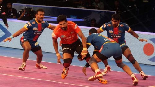 Rohit Baliyan will have to shoulder most of the raiding responsibilities for U Mumba