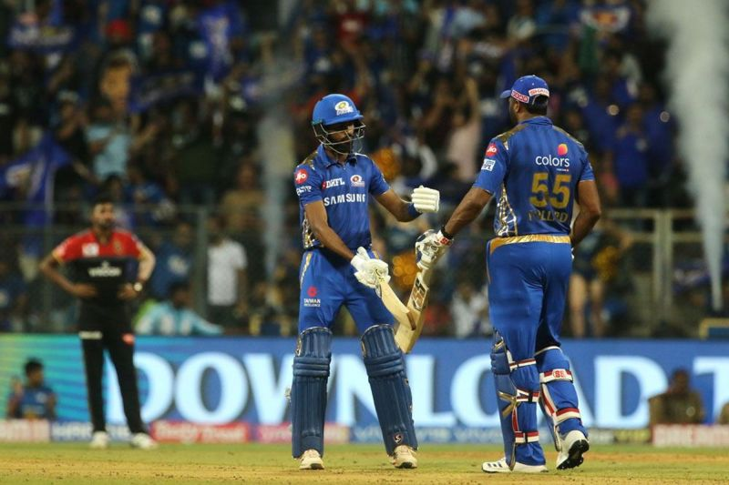 The Mumbai Indians will look to get their second win in a row (Image Courtesy: BCCI/IPLT20.com)