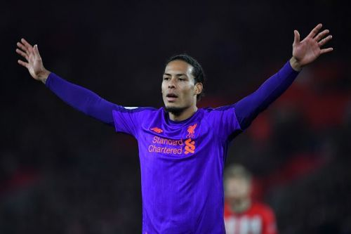 Chelsea's defence would be far stronger if they had Virgil Van Dijk