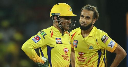 CSK would be affected by the departure of their leading wicket-taker Imran Tahir.