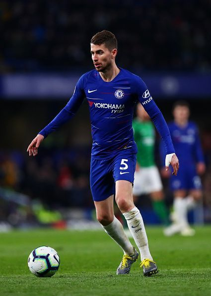 Jorginho needs to improve his defending abilities