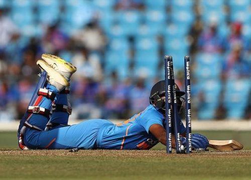 India v Australia - ODI Series: Game 2