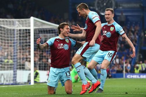 Chelsea FC v Burnley FC - Premier League