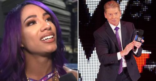 Sasha Banks is reportedly not ready to return to WWE yet