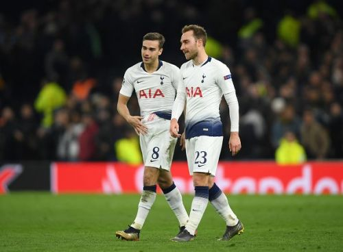 Key men like Christian Eriksen and Harry Winks must step up with Kane sidelined