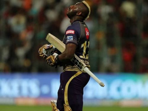 Andre Russell ( Image Courtesy:BCCI/IPLT20,com)