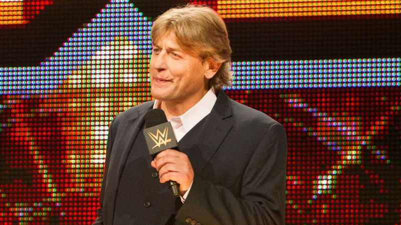 Regal has spent the past few years as the general manager of NXT.