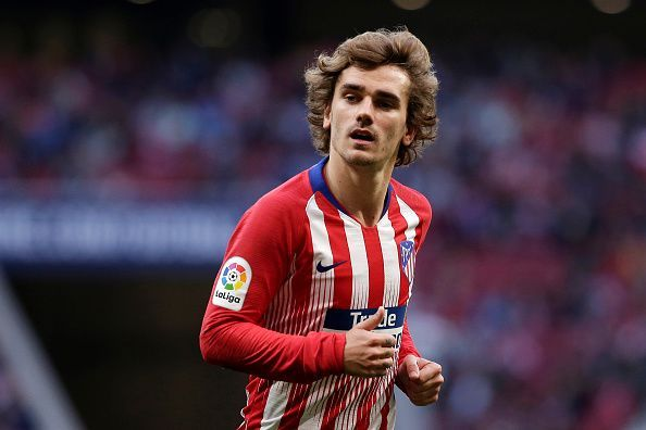 How much would it take for Atletico Madrid to part ways with star striker Antoine Griezmann?