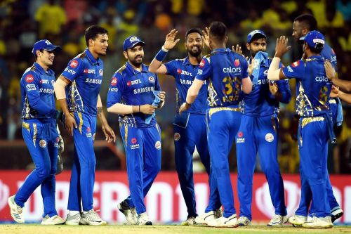 MI have won 18 of those games, while KKR have managed to win just five out of their 23 matches