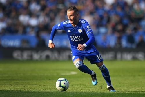 James Maddison- Leicester City