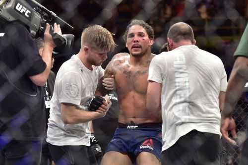 Eryk Anders is set to have a fight at UFC 236