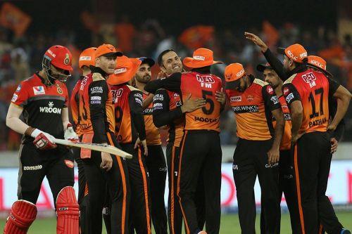 Sunrisers Hyderabad (Image Courtesy: BCCI/iplt20.com)