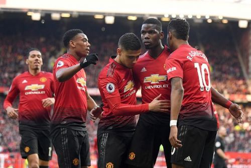 Manchester United will be counting on the unpredictability of the League to get ahead of their rivals
