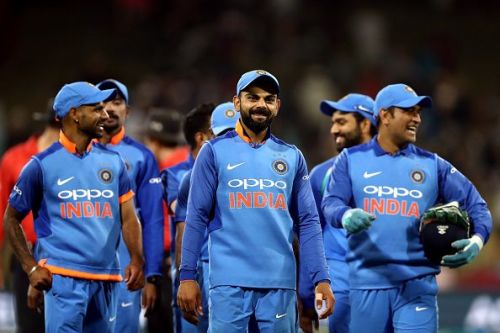 Virat Kohli and Co. will be looking to claim the third World Cup for India
