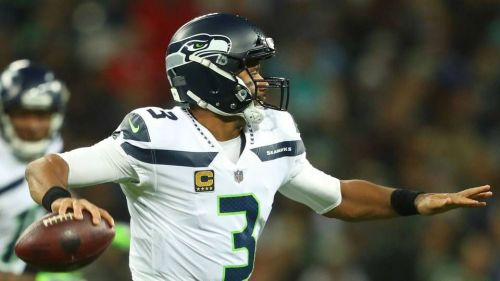 It's up in the air where Russell Wilson will be throwing passes in 2019