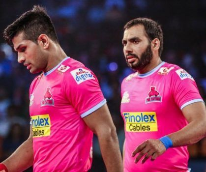 Deepak Hooda's all-round skills could not inspire the Pink Panthers to the play-offs