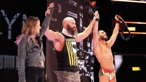 They finally had their moment at NXT TakeOver: New York. It was a long time coming.