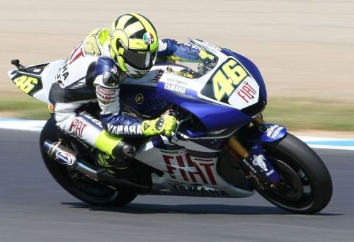 Valentino Rossi is one amongst the top Italian riders in MotoGP