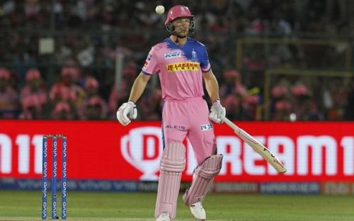 Buttler is yet to find form after the 'mankad' controversy (picture courtesy: BCCI/iplt20.com)