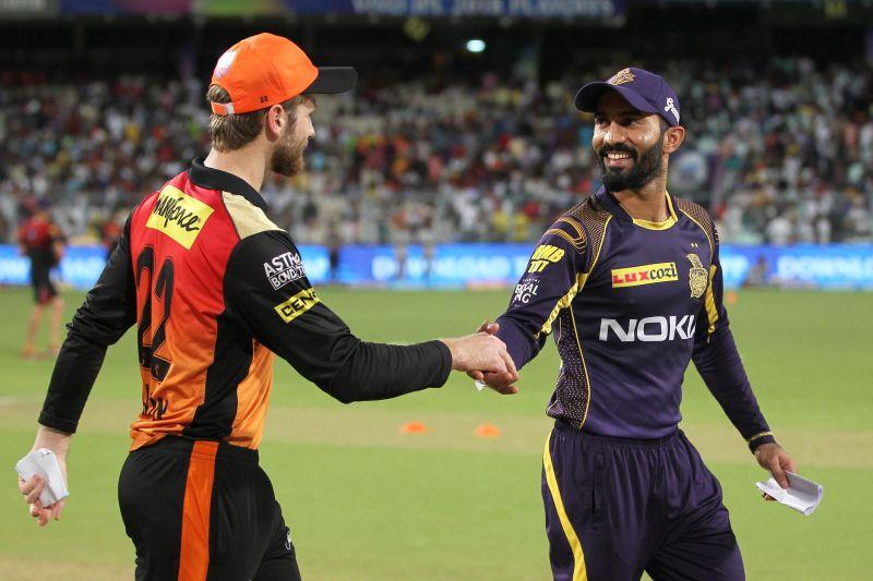 SRH vs KKR ( Image Courtesy: BCCI/IPLT20.com )