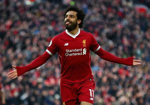 Mo Salah recently celebrated his half-century of PL goals in Liverpool colours.