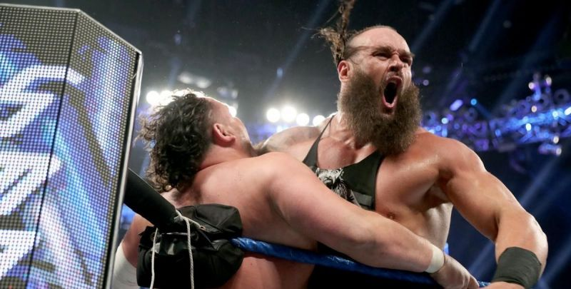 Braun Strowman is likely to move from RAW to SmackDown sooner rather than later