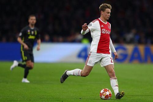 Frenkie de Jong- Ajax