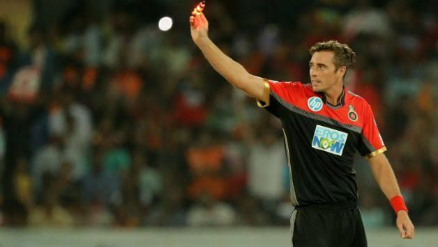Tim Southee - Best Bowler in the World.