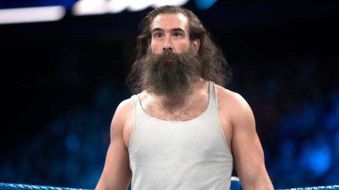 Luke Harper has asked for his release from WWE