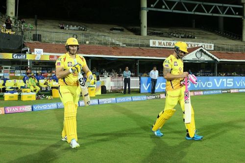 Watson's 96 was a relief for CSK after a prolonged lean patch (Picture courtesy: BBCI/iplt20.com)