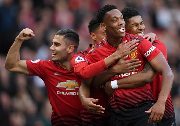 Manchester United will be looking to avenge their defeat to Wolves at the Molineux