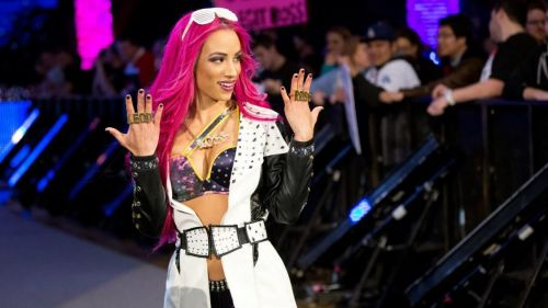 Sasha Banks has reportedly requested her WWE release