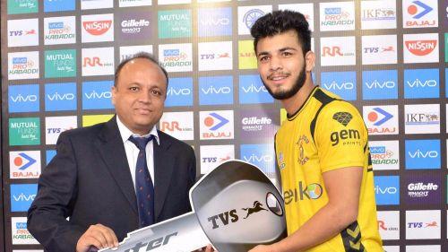 Vishal Bhardwaj was the skipper of Telugu Titans last year