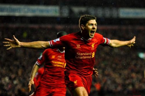 Steven Gerrard is a Liverpool legend - but he never won a league title with the Reds