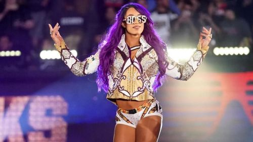 Banks hasn't appeared in WWE since Mania