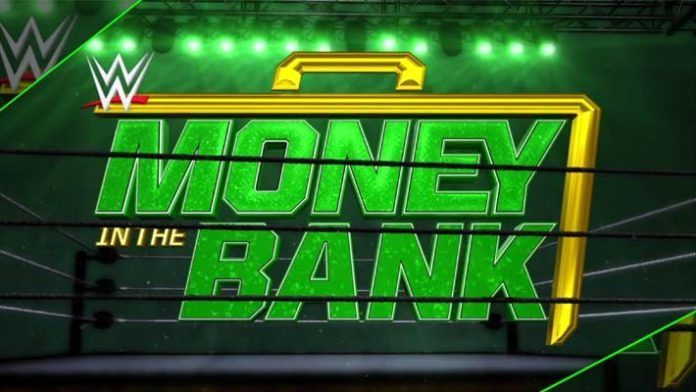 Money in the bank is scheduled for May 19.