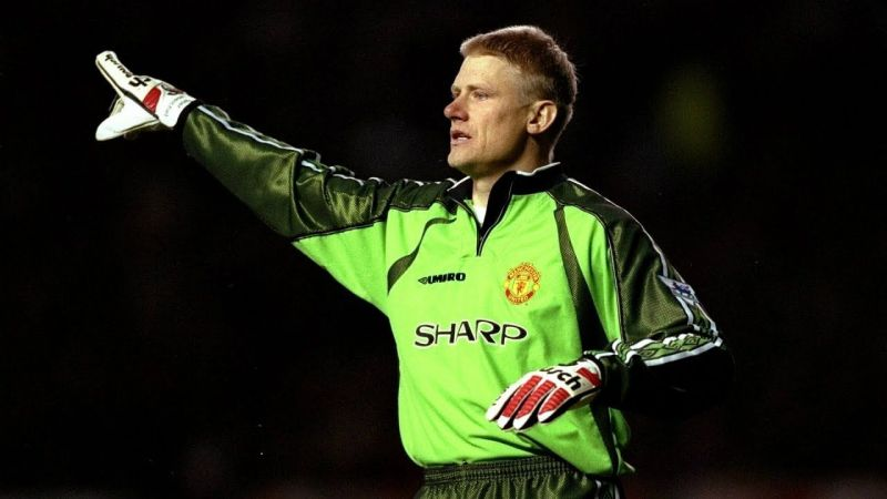 Peter Schmeichel has never been on the losing side in a Manchester derby