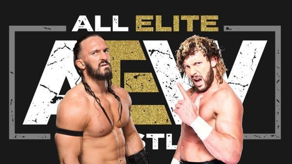 Pac and Omega will share the ring under the AEW banner for the very first time