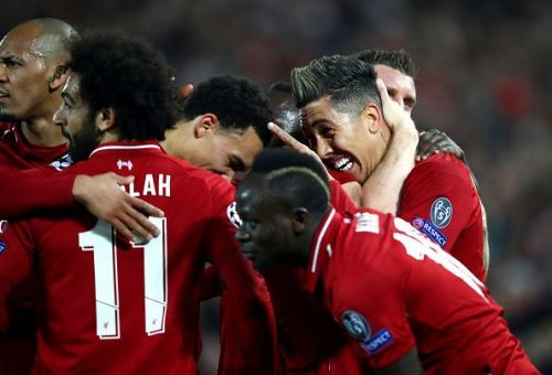 Liverpool's front three have been excellent this season