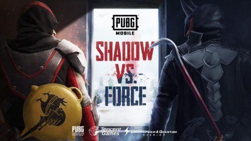 PlayerUnknown's Battleground Mobile Season 5: Shadow Vs Force