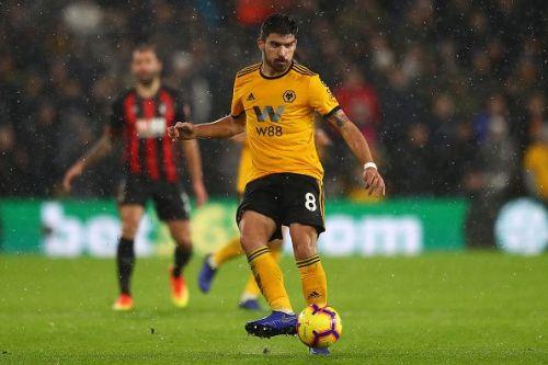 Ruben Neves: A vital cog in Wolves' wheel this season.