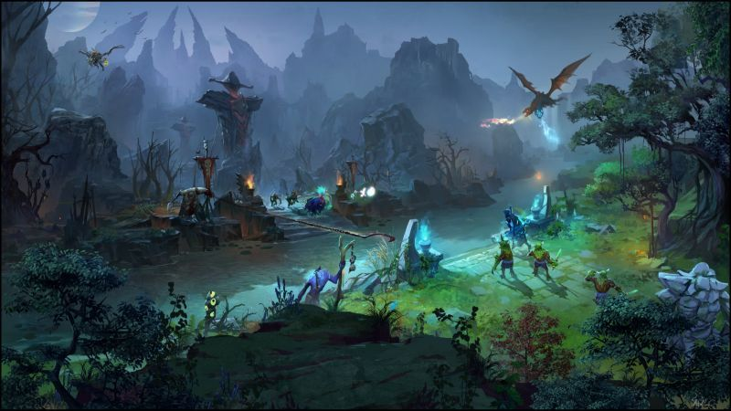 Dota 2 meta mid lane patch 7.22