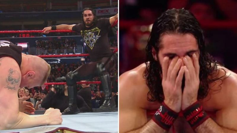 Seth Rollins may not leave WrestleMania as Universal Champion