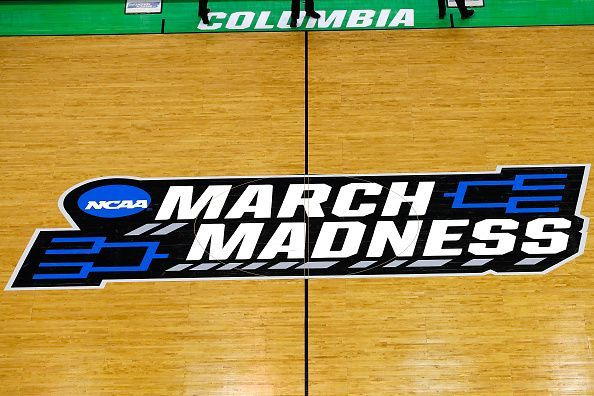 The March Madness Logo