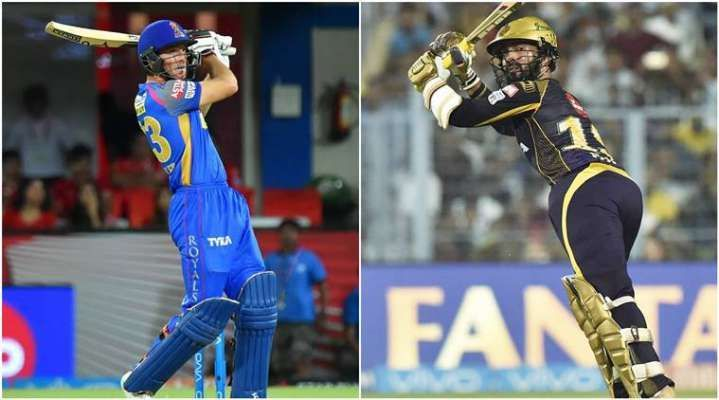 Rajasthan Royals Vs Kolkata Knight Riders