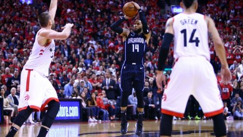 D.J. Augustin's game-winning three-pointer was one of many highlights of the first weekend of Playoff basketball