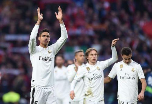 Club Atletico de Madrid v Real Madrid CF - La Liga