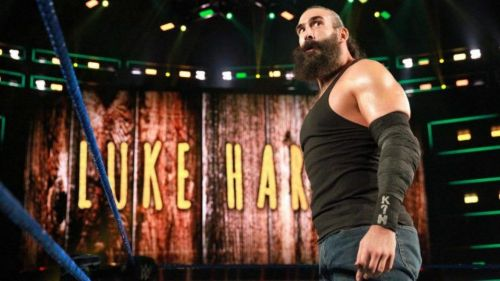 Luke Harper has asked for his WWE release