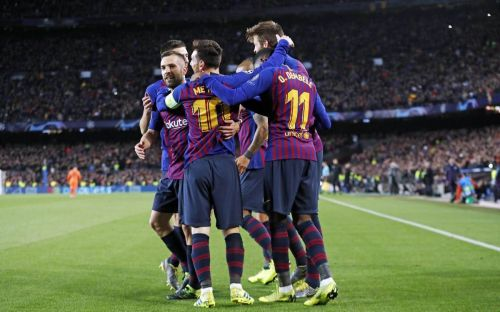 Barcelona's unbeaten run now extends to 23 games!